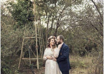 Getting married at Die Akker