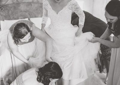 Weddings at Die Akker